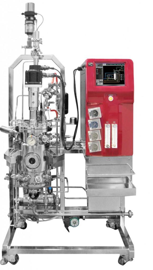0bc300dfa4-Lab-B007-Pilot Fermentator-Pilot Scale SIP Fermentation System