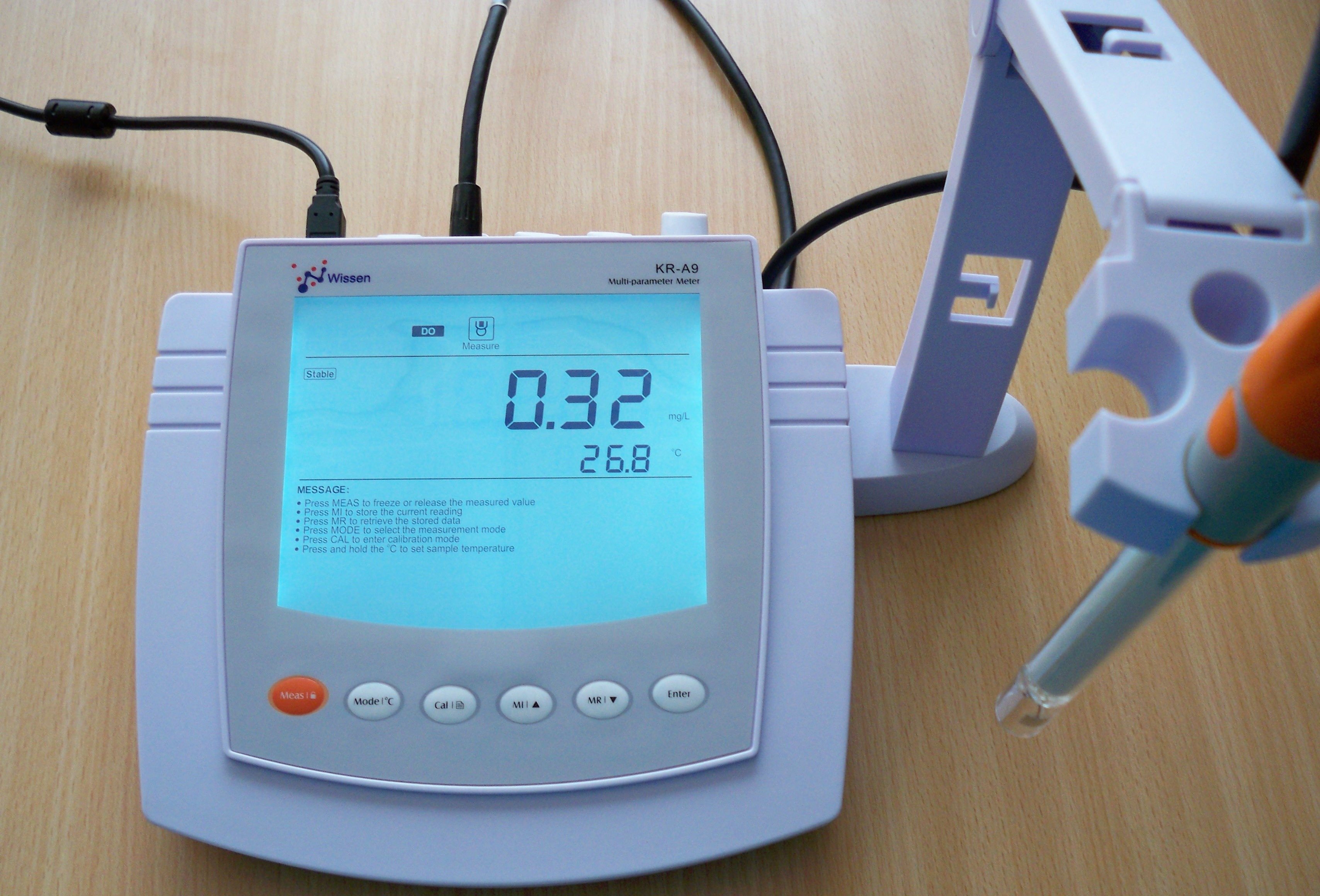 KR series multiparameter meter